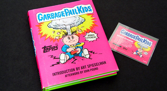Garbage Pail Kids Book