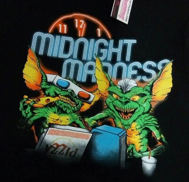 Gremlins shirt