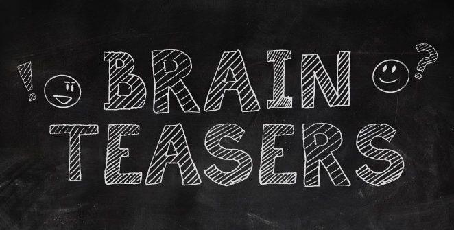Brainteasers