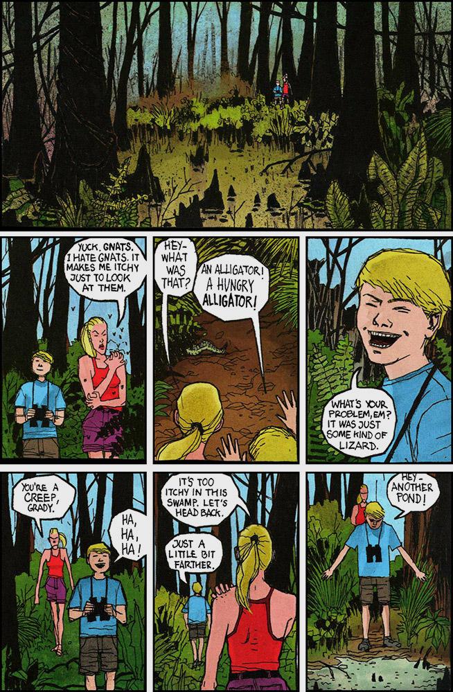 Goosebumps - The Werewolf of Fever Swamp