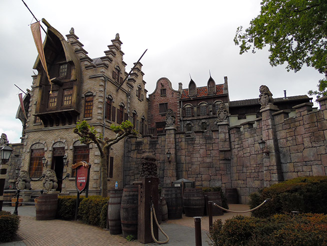 Efteling Flying Dutchman