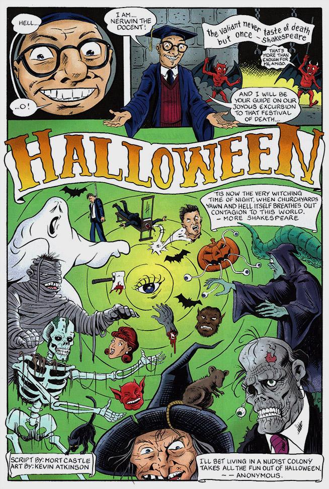 Graphic Classics Volume 23: Halloween Classics