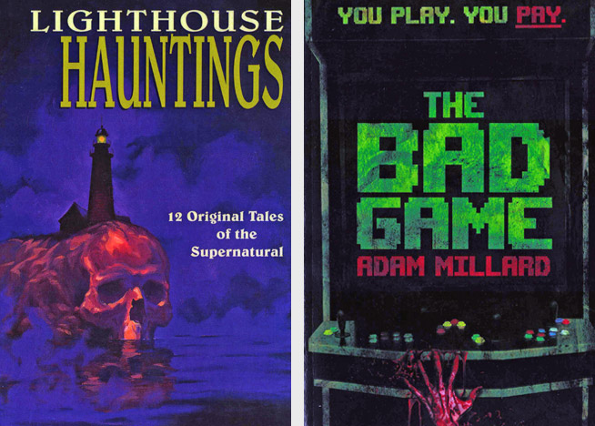 The Bad Game by Adam Millard, Lighthouse Hauntings, Edited by Charles Waugh and Martin Greenberg